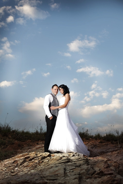 Wedding photography taken at The Cradle in Johannesburg, Gauteng