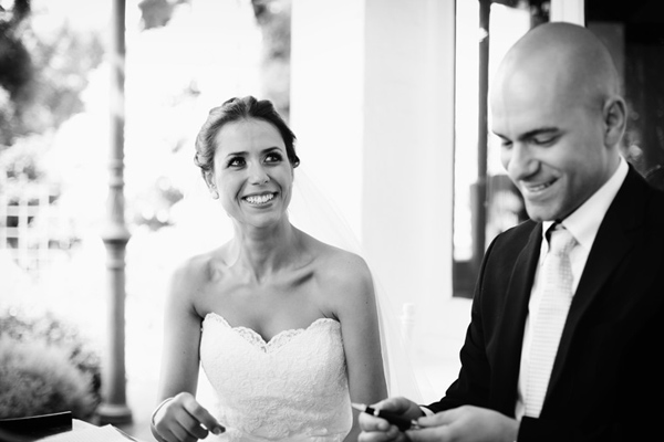 Wedding photography taken at Hazeldene Hall in Johannesburg by Gauteng wedding photographer