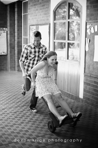 Wedding photography pre-shoot taken at Parktown Girls High in Johannesburg by Gauteng wedding photographer