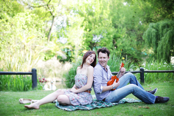Wedding photography pre-wedding shoot taken in Johannesburg by Gauteng wedding photographer